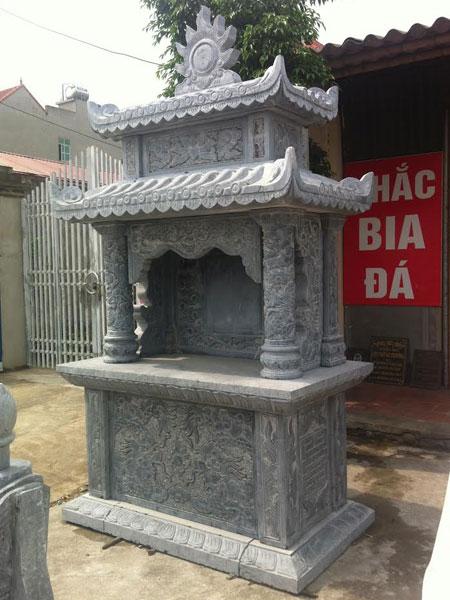 Lăng thờ đá NB 001