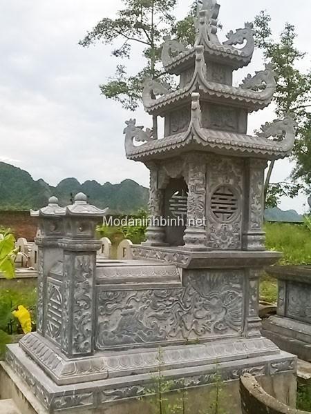 Mộ đá ba mái đá NB 012