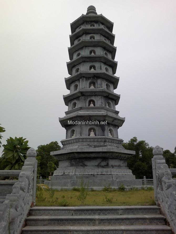Mộ tháp đá NB 003