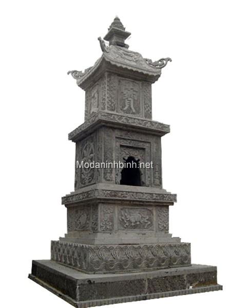Mộ tháp đá NB 004
