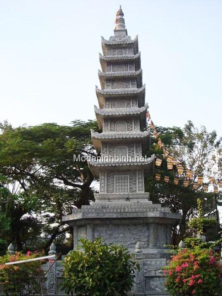 Mộ tháp đá NB 005