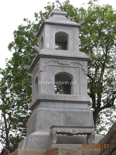 Mộ tháp đá NB 015