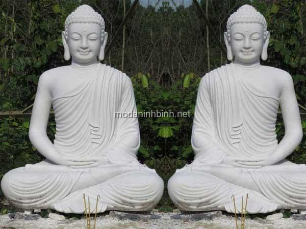 Tượng Phật Đá NB 002