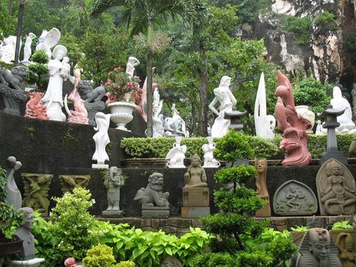 Tinh hoa đá mỹ nghệ tại làng đá Ninh Vân