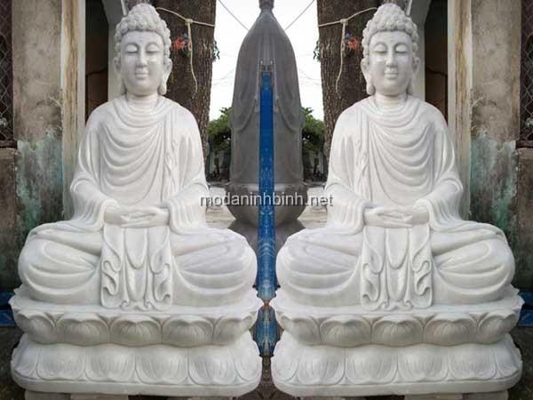 Tượng Phật Đá NB 005