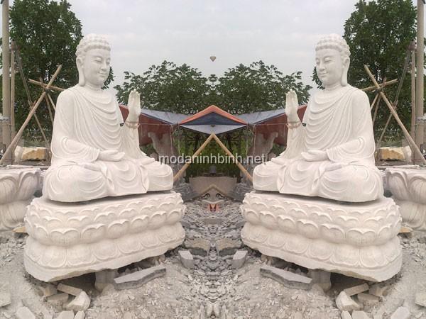 Tượng Phật Đá NB 008
