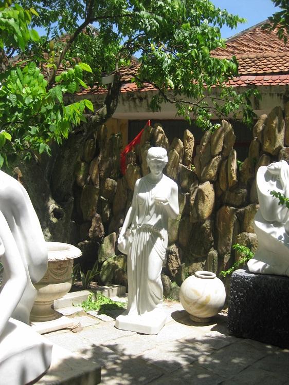 Nguồn gốc và hình thành tượng đá mỹ nghệ