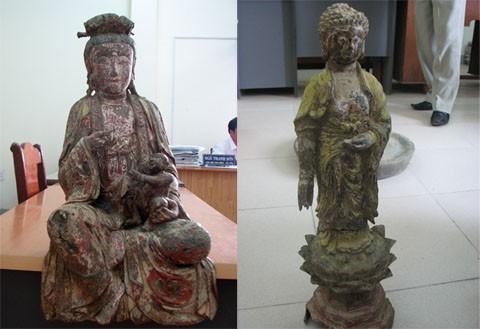 Đà Nẵng có tượng Quan Âm cổ