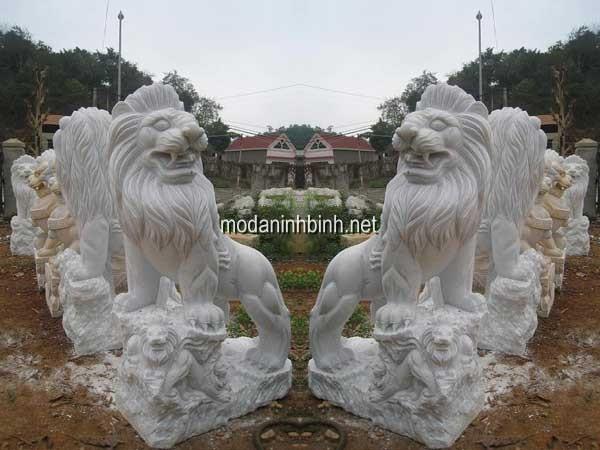 Sư tử đá NB 002