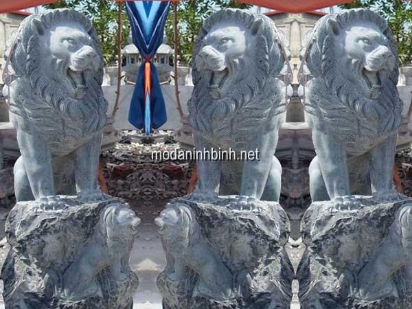Sư tử đá NB 005
