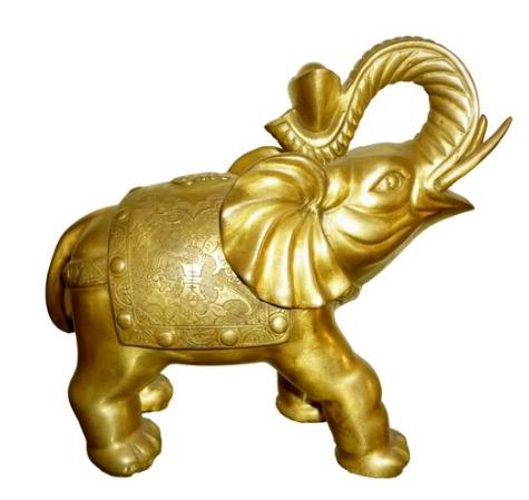 Cùng tìm hiểu voi trong phong thủy – bảo hộ nguồn tài lộc