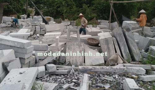 Xưởng sản xuất đá mỹ nghệ tại Ninh Bình