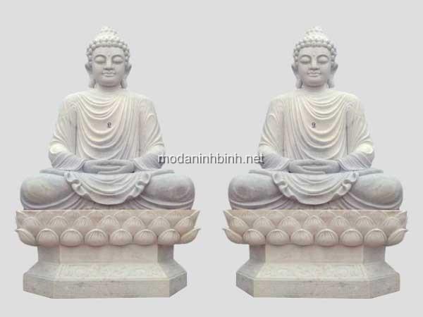 Tượng Phật Đá NB 003